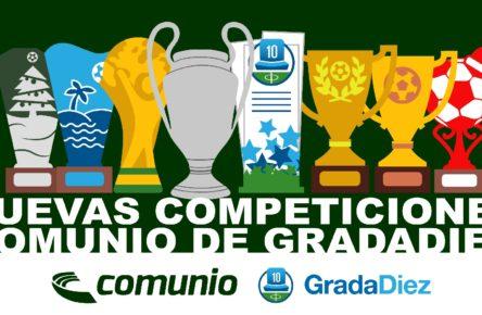 Competiciones GradaDiez Comunio