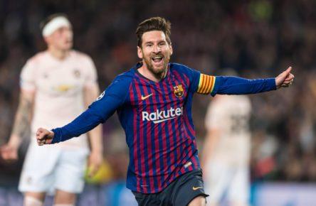 Lionel Messi mejores local