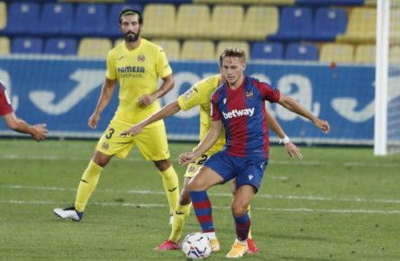 Dani Gómez delantera