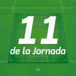 El 11 ideal de la jornada 2 (21/22): ¡Vini y Dituro llegan a los 16!