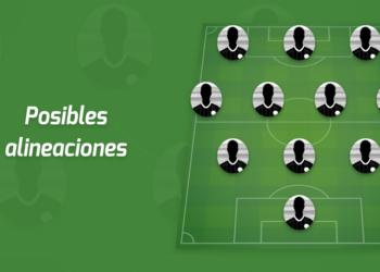 Posibles alineaciones Real Madrid Athletic