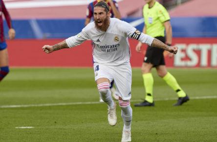 Sergio Ramos cuenta atrás