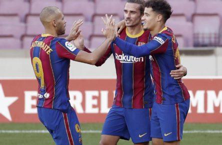 Barcelona mejores equipos noviembre