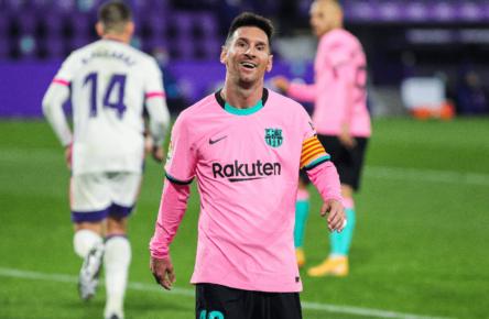 Lionel Messi 11 ideal