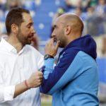 Abelardo por Machín: cambio de entrenador en el Alavés