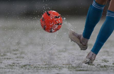 Nieve fútbol cuenta atrás jornada 18