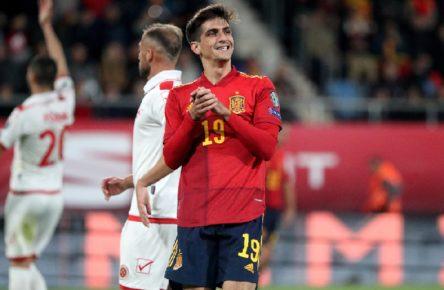 Gerard Moreno Selección Española