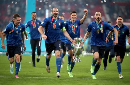 Bonucci Chiellini Italia Comunio Euro