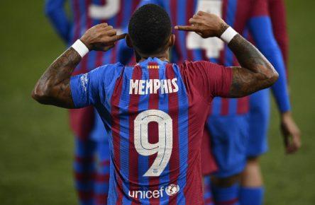 Memphis Depay Barça