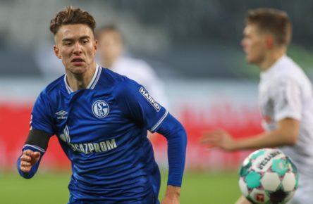 Matthew Hoppe Schalke